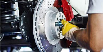 Econo Lube Brake Service