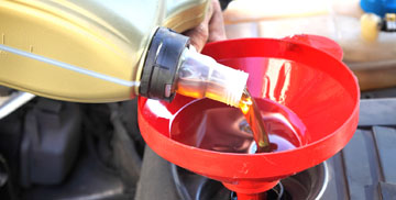 Econo Lube Oil Change Image