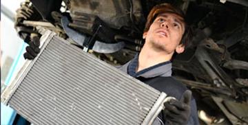 Econo Lube Radiator Service