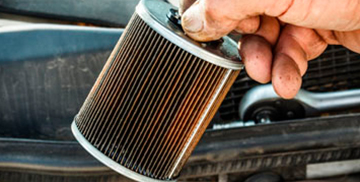 Econo Lube Air Filter Replacement